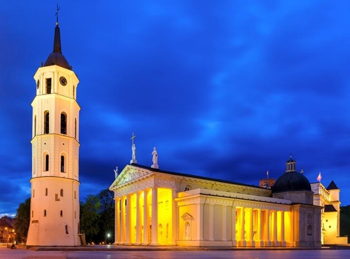 Wilno, katedra