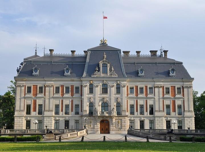 Pałac w Pszczynie