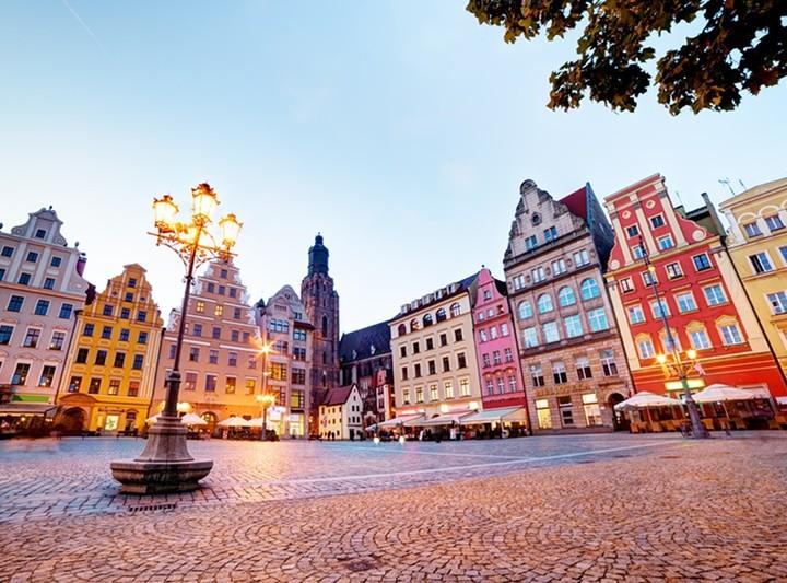 Stary Rynek we Wrocławiu