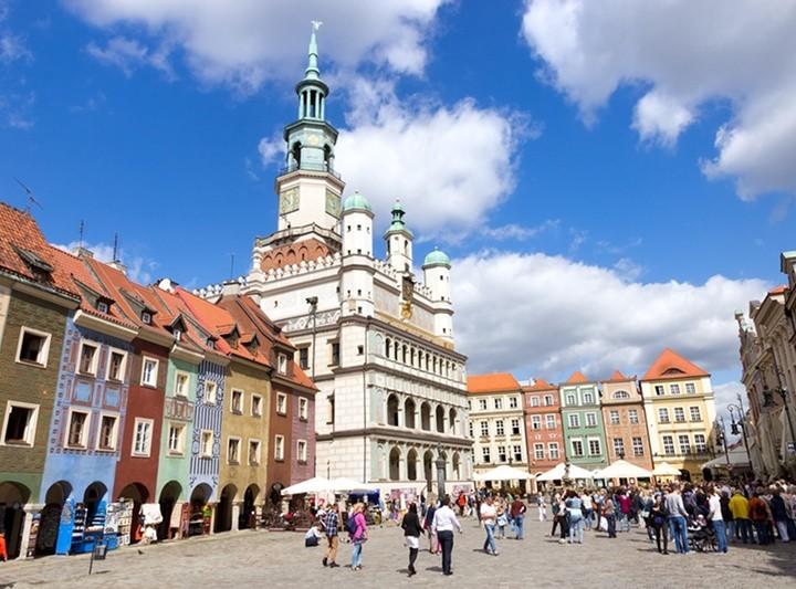 Wycieczka do Poznania