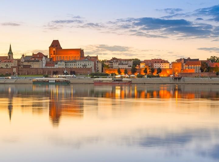 Wycieczka Toruń