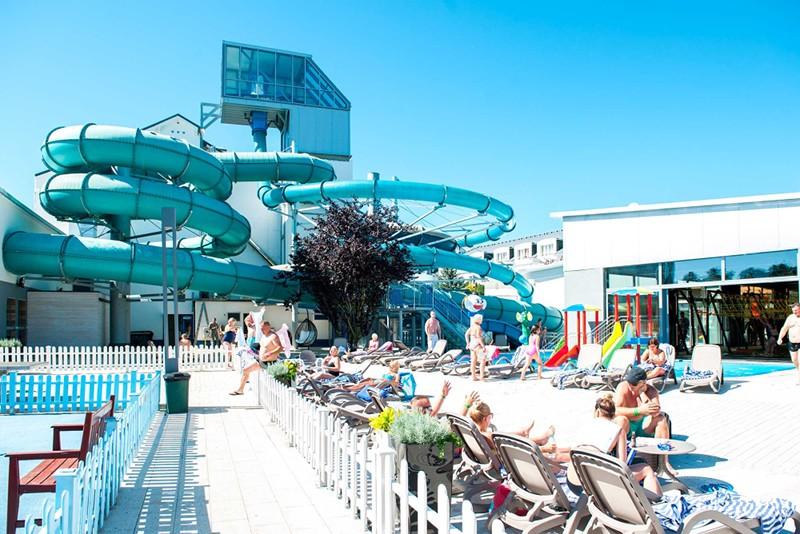 Aquapark Sandra SPA Pogorzelica