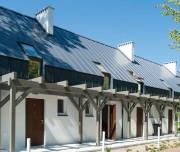 bungalowy 2-poziomowe